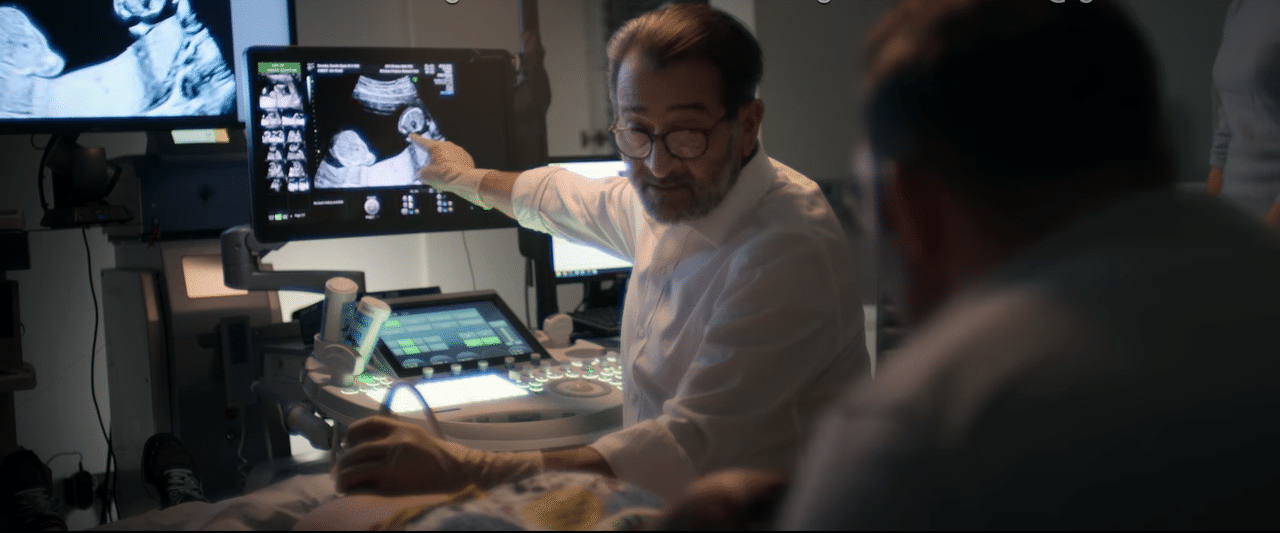 Cirurgiões Inovadores - Salvando Vidas Antes do Nascimento