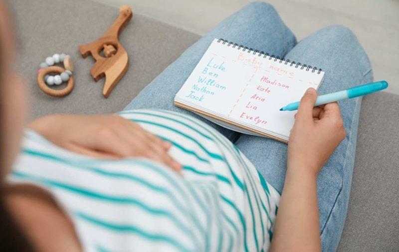 Dicas para escolha do Nome do Bebê