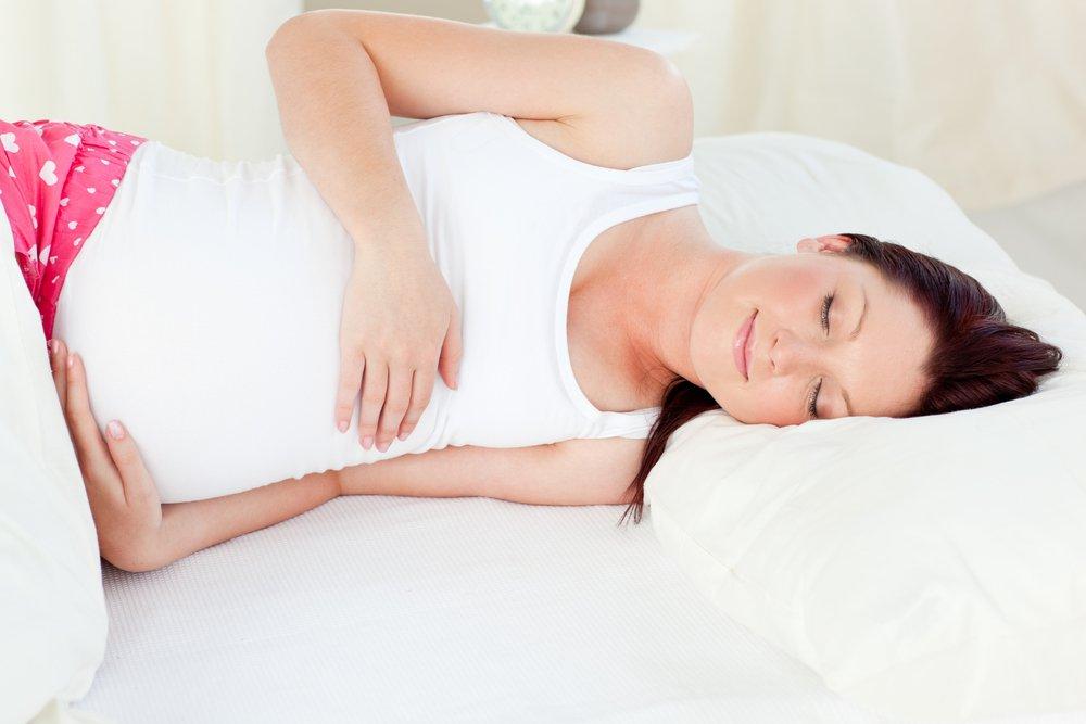 dormir bem na gravidez